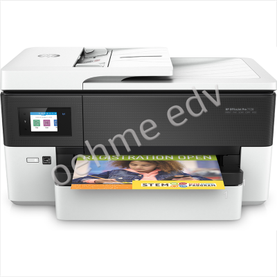 Tinte HP Officejet 7720 AiO All in One A3 MFP Y0S18A vom Hp Silber Partner